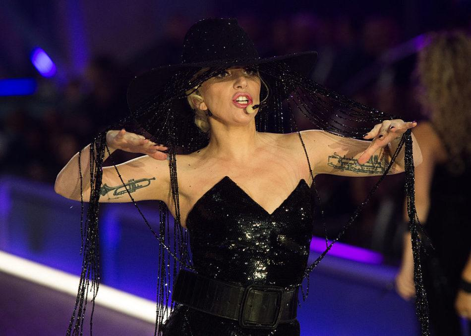 Wait, Lady Gaga's hat at the Victoria's Secret Fashion Show cost HOW much?
