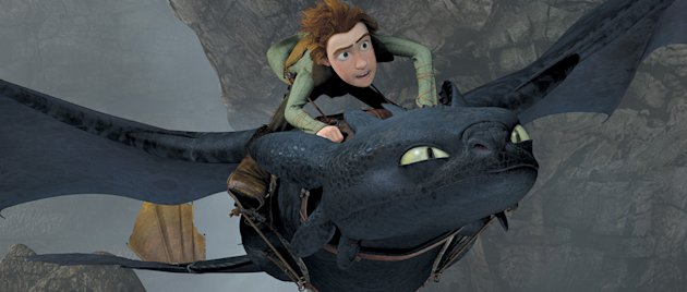 How to Train Your Dragon DreamWorks pictures 2010