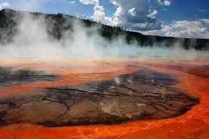 Corn Syrup Experiment Mimics Yellowstone Magma Plume