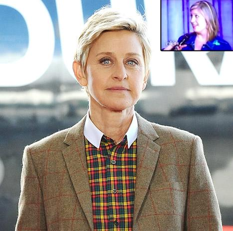Ellen DeGeneres Reacts to Prize Winner's Husband Brandon McGraw's Death