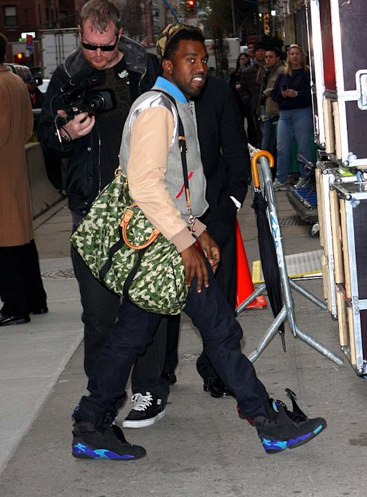 West Kanye Letterman jpg Acirc Acirc