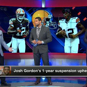 What will Cleveland Browns offense look like without Josh Gordon?