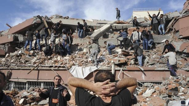 Death Toll Rises in Turkey After Massive Earthquake