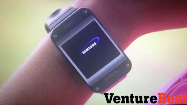 Purported Photos of Samsung Galaxy Gear Smartwatch Leak Ahead of Launch (ABC News)