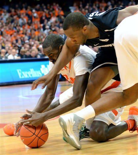 No. 8 Syracuse beats Providence 84-59