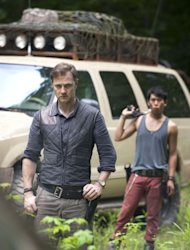 'The Walking Dead's' David Morrissey as The Governor -- AMC