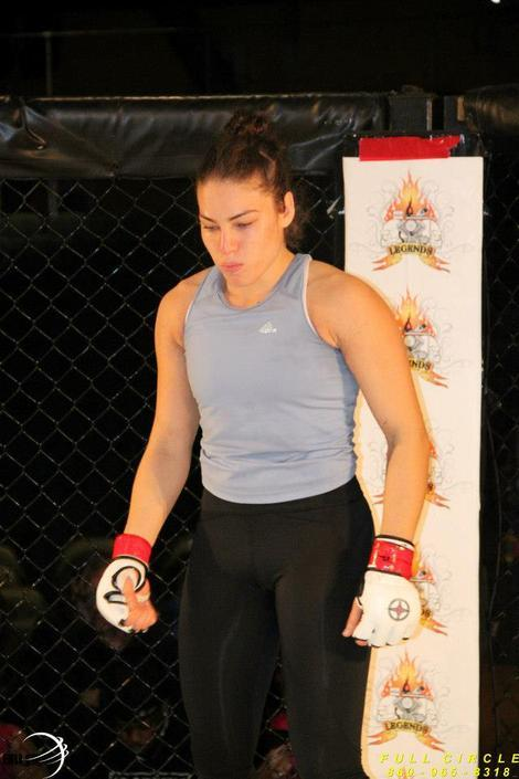 Marina Shafir, Training Parther to Ronda Rousey, May Be the Next Women's MMA Star