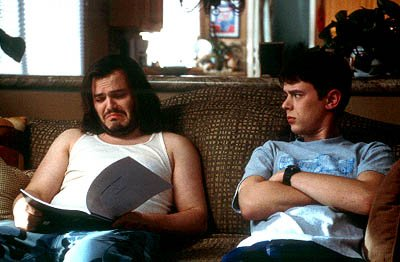 Jack Black and Colin Hanks in Paramount's Orange County