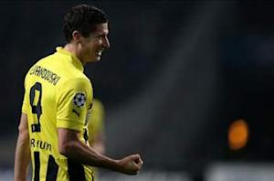 Dortmund laughs off Lewandowski to Bayern rumors