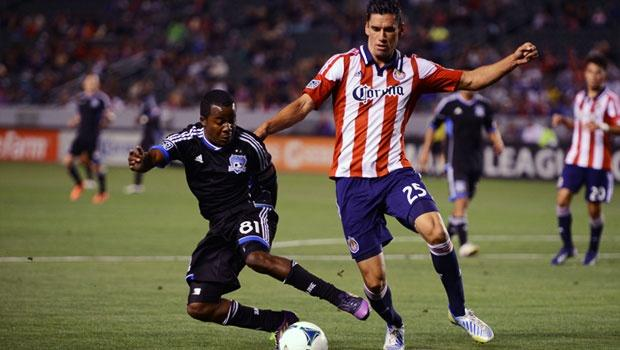 Chivas USA 2, San Jose Earthquakes 2 | MLS Match Recap