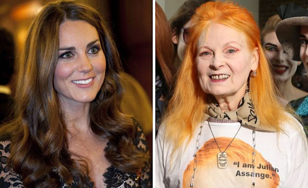 Vivienne Westwood Asks Kate Middleton To Recycle Her Wardrobe