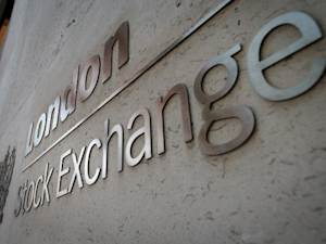 The benchmark FTSE 100 index shed 0.45 percent to close at 6,799.62 points