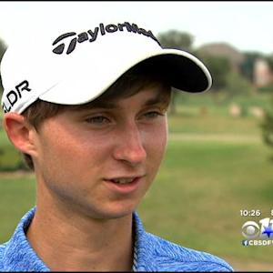 North Texas Teen To Play In Junior Ryder Cup
