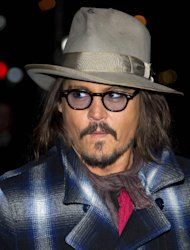 "FILE- This Tuesday, Dec. 7, 2010 file photo shows Johnny Depp as he leaves a taping of the ""Late Show with David Letterman"" in New York. Celebrities like Depp have helped bring bring headwear back into fashion. (AP Photo/Charles Sykes, File)"