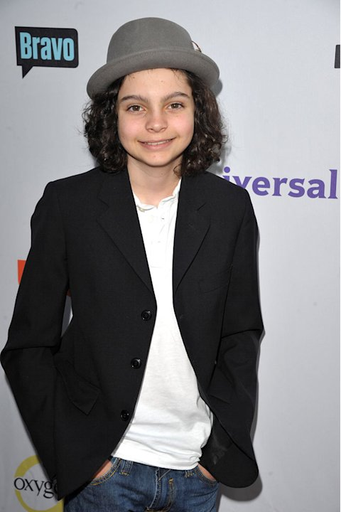 Max Burkholder of &quot;Parenthood&quot; attends the NBC Universal Summer TCA 2011 All-Star Party at the SLS Hotel on August 1, 2011 in Los Angeles, California. 