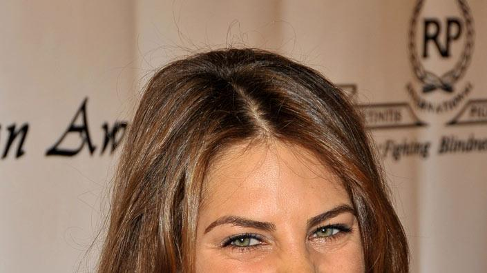 Jillian Michaels arrives at the 36th Annual Vision Awards at The Beverly Wilshire Hotel on June 27, 2009 in Beverly Hills, California.