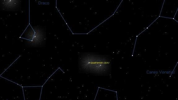 Quadrantid Meteor Shower Tonight: How to Watch Online