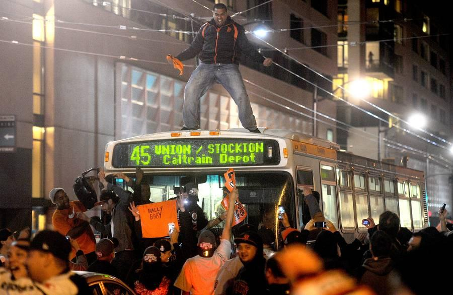Notice This Racial Double Standard in the Coverage of These Rioting Denver Broncos Fans?
