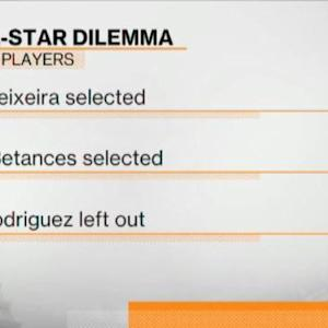 Who's In and Who Was Snubbed for MLB All-Star Game?