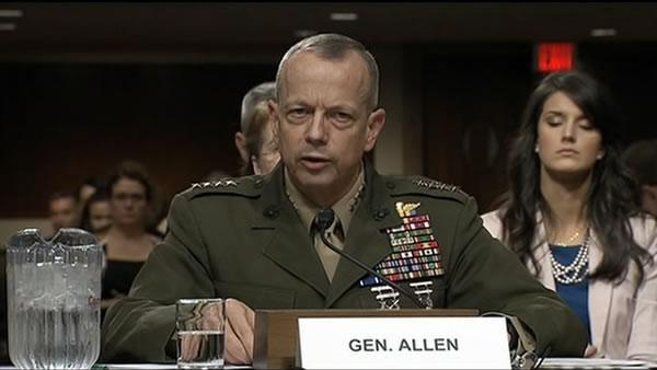 General investigated for emails to Petraeus friend