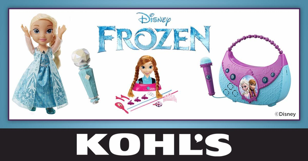 Kohls: Your Destination for the Hot Toys of 2015