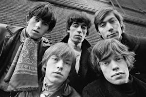Unseen Rolling Stones Photos to Go on Display