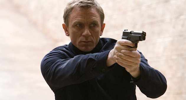Quantum of Solace Production Stills thumbnail