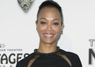 Zoe Saldana : vire  cause de sa couleur de peau ?