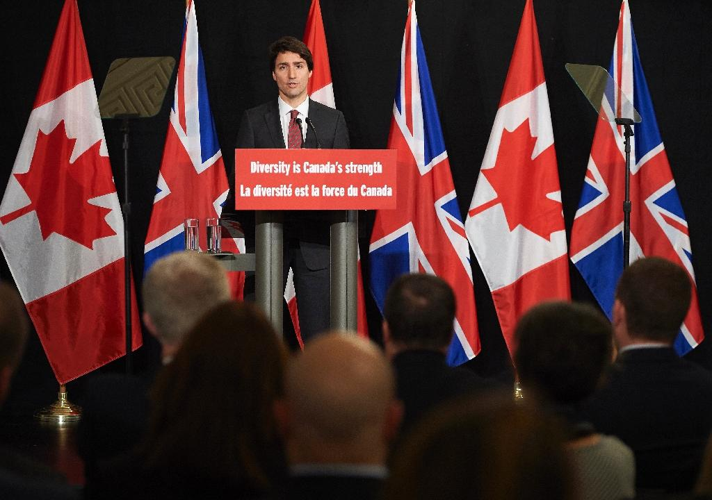 Canada reviewing military role in anti-IS fight: PM