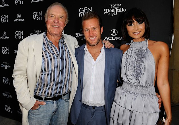 Mercy LA premiere 2010 James Caan Scott Caan Wendy Glenn