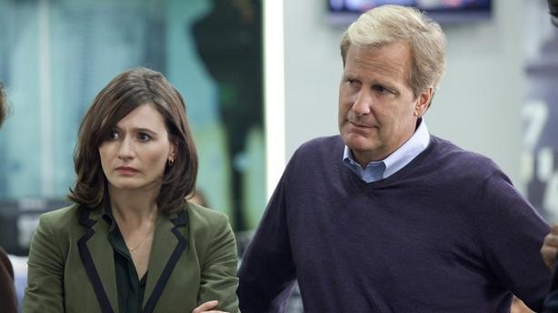 'The Newsroom': Yesterday's News, Today