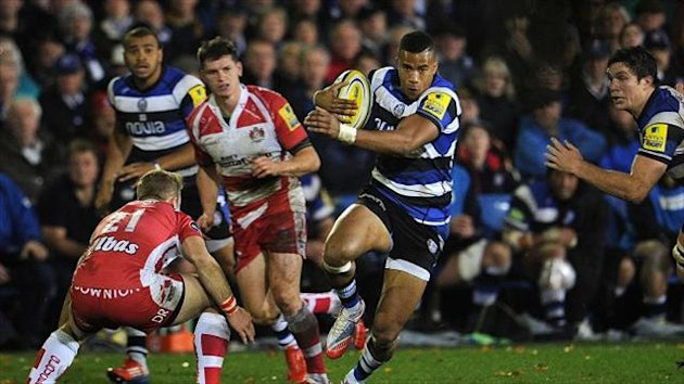 Anthony Watson, right, has won a call-up to the England squad