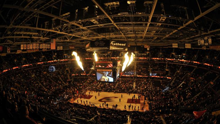 NBA: Milwaukee Bucks at Cleveland Cavaliers