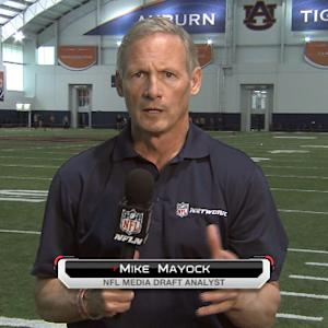 Mike Mayock: Auburn's pro day wrap-up