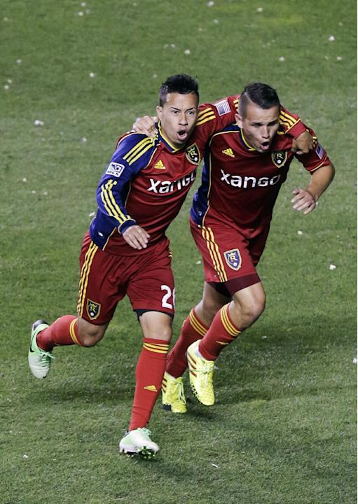 MLS Crew Real Salt Lake Soccer