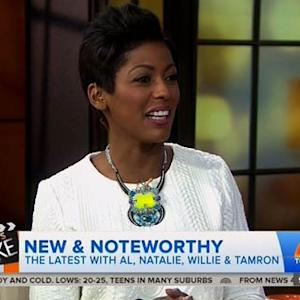 Tamron Hall's Unusual Necklace