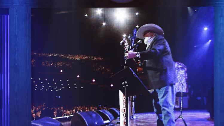 2013, in Nashville, Tenn. Jones, one of country music's biggest stars