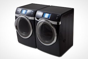 Smart Washer and Dryer