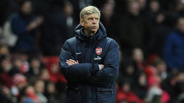Arsene Wenger (PA photos)