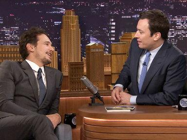 During the Break: James Franco and Jimmy Fallon Talk Cowbell