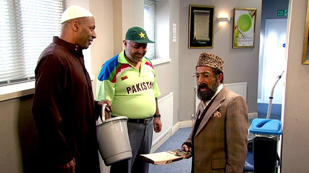 Citizen Khan: Thu 23 May, series 1 episode 5