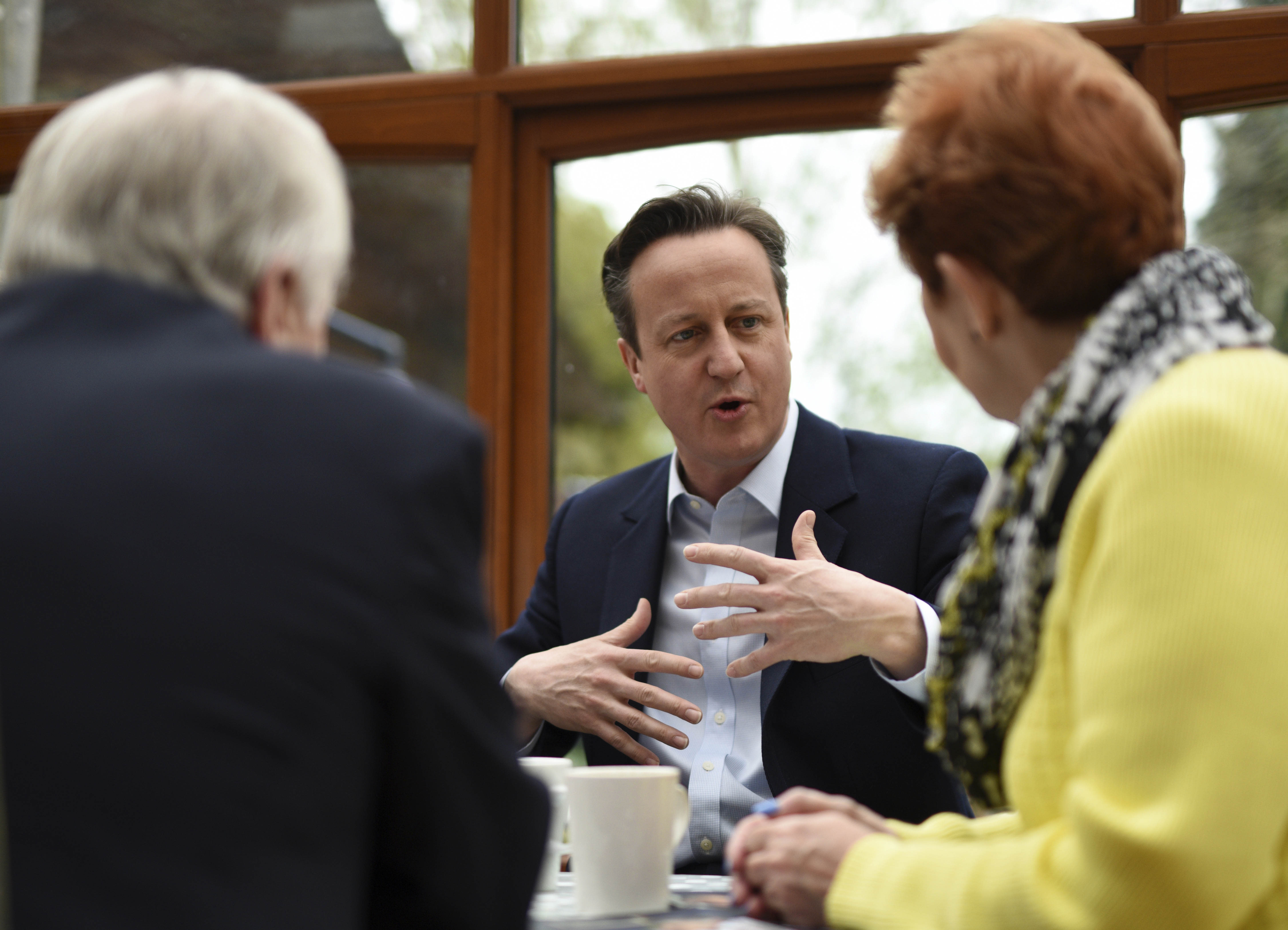 Should Britain stay in the EU? Question hovers in election