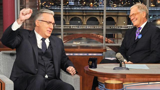 Keith Olbermann on Current TV Firing: 'I Screwed Up'