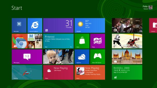 The Philosophy Behind Windows 8, From One of Its Creators