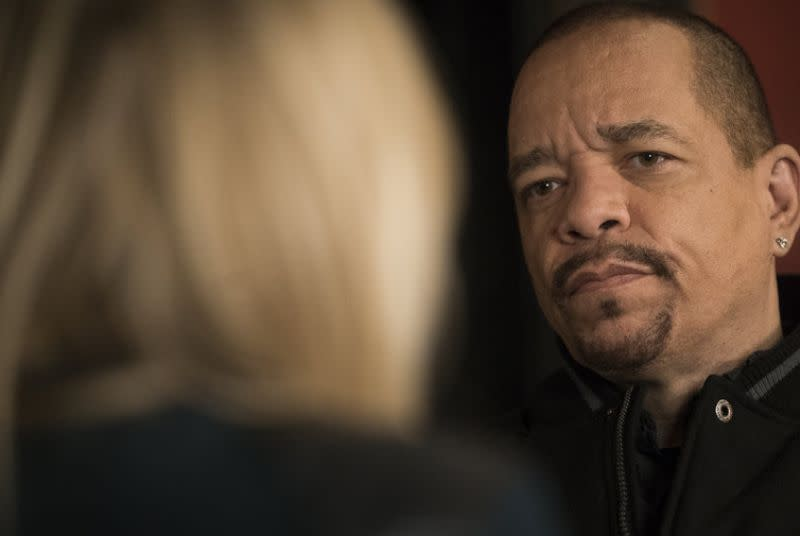 Law & Order is sending Ice-T to investigate Gamergate-style harassment