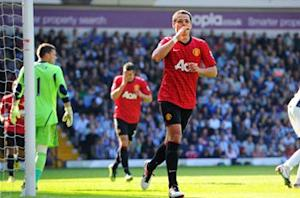 Chicharito caps season with last Man Utd goal of Sir Alex's managerial career