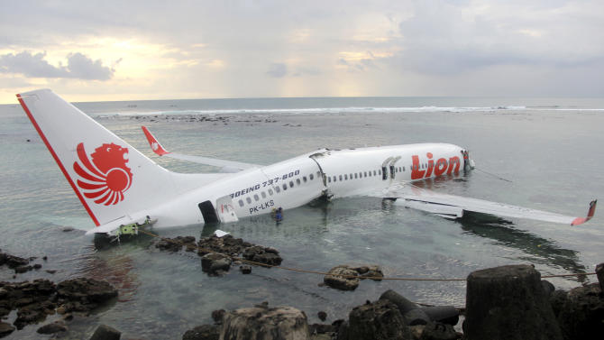 Lion Air jet that crashed into sea must be cut up