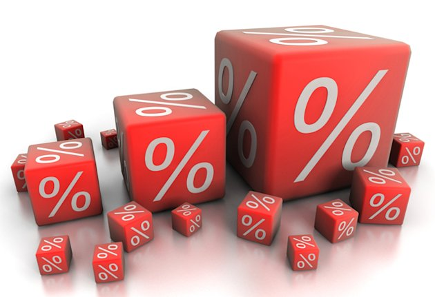 Percentage rates can be confusing