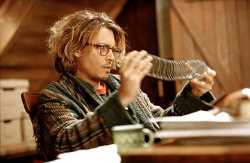 Johnny Depp in Columbia's Secret Window
