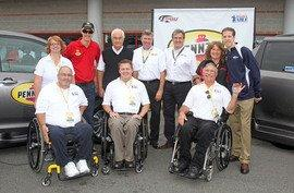 Pennzoil® Drives Vehicle Donation for Paralyzed Veterans of America